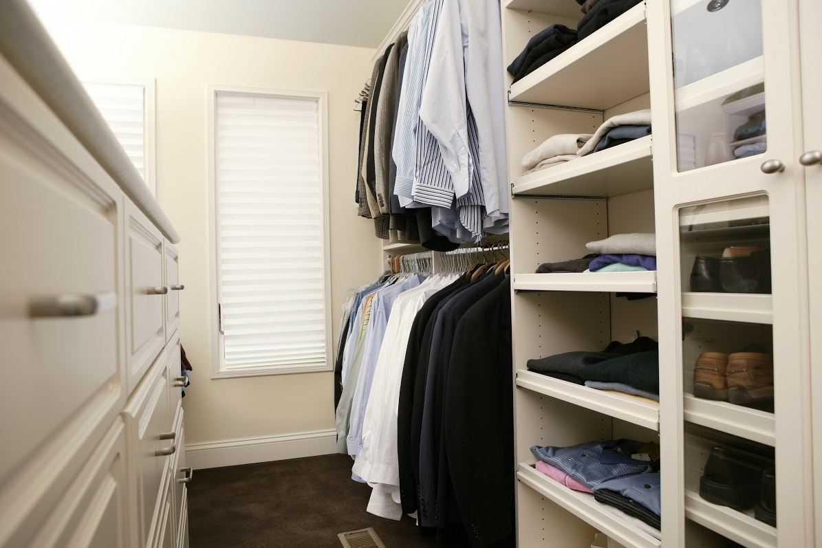 We do projects large and small, from closets to corporate offices