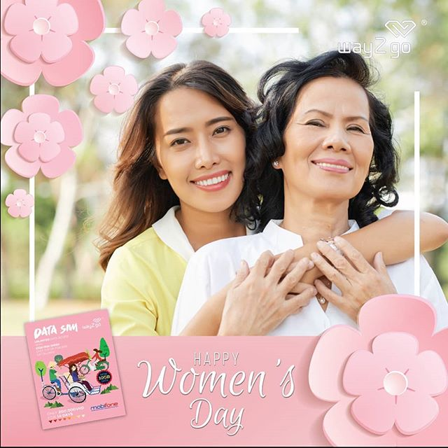 Dear Ladies,  Thank you for your : Kind Heart, Wise Mind,  Brave Spirit , and Bold Faith ... . With so much love ❤, .  WAY2GO TEAM VIETNAM!  #Happy #International #WomentDay #Ladies #Way2goVietNam #W2GTouristSIM #travel #Vietnam #holidayinvietnam #photography #instaphoto #usim #data #instagram
