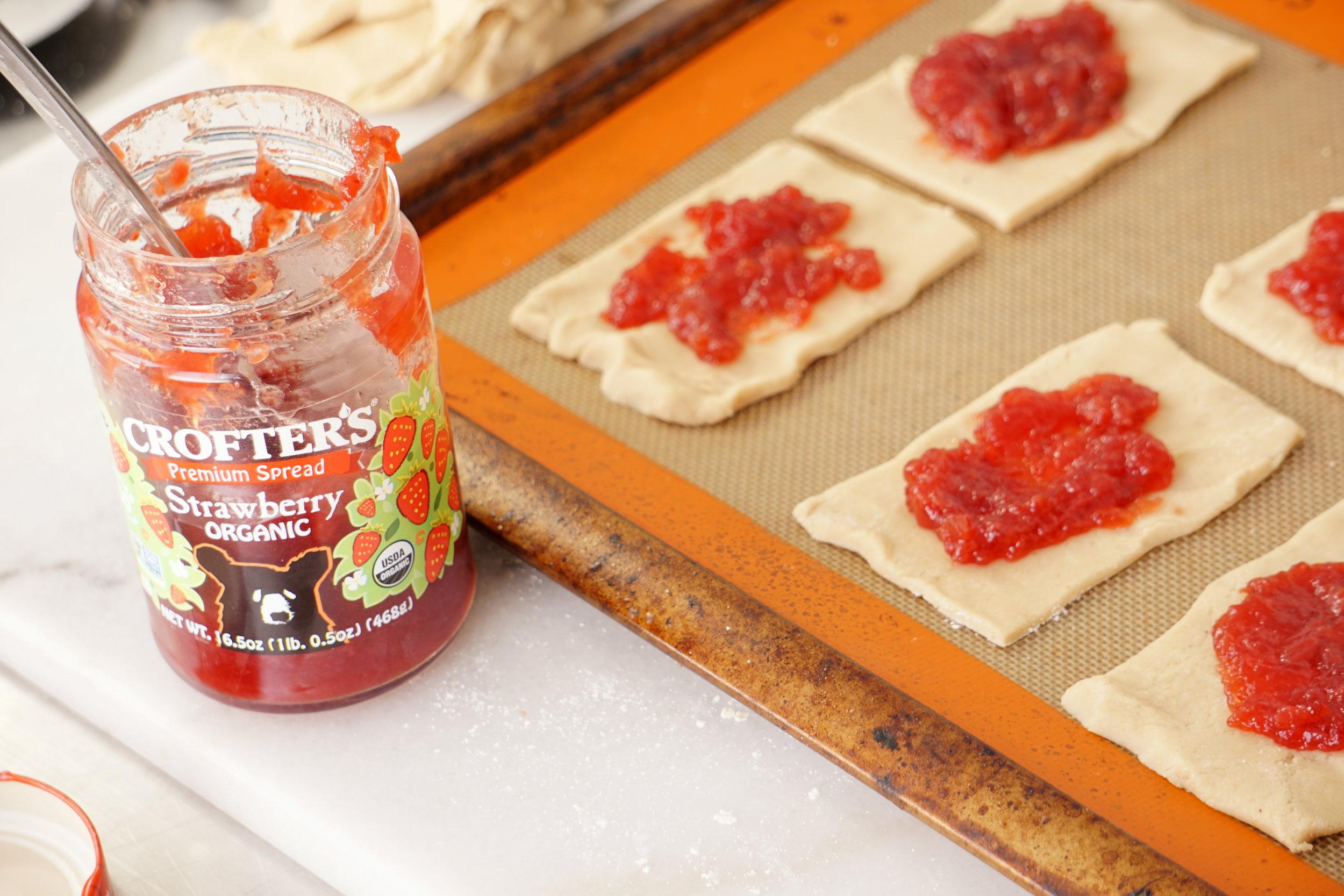 Crofters Organic Jelly  https://amzn.to/2vqXVGi