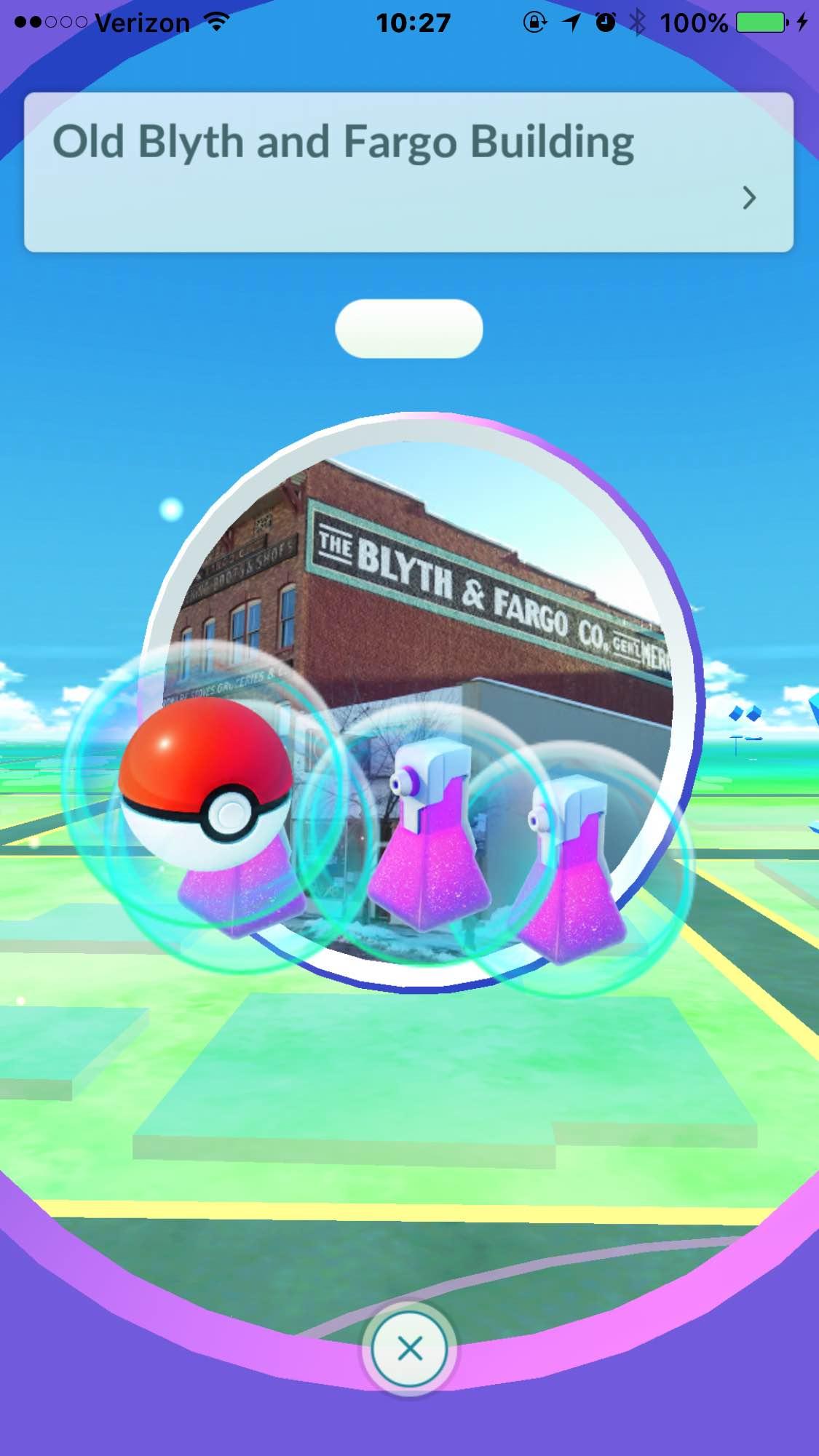 Your Main St.  PokéStop!