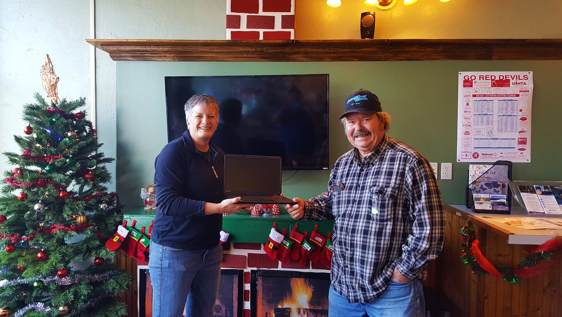 December 2018 - Raffle Chromebook Winner Brett Provstgaard.jpg