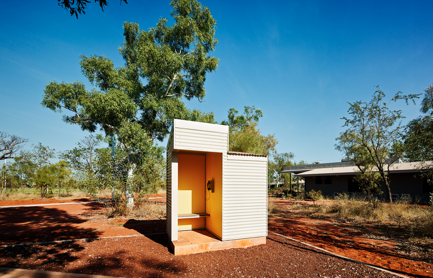 West Kimberley Regional Prison, iredale pedersen hook Architects and TAG Architects