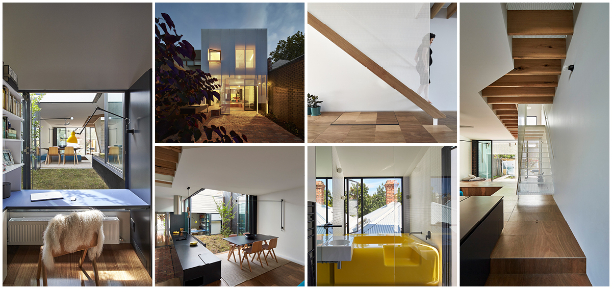 Mills, The Toy Management House (VIC) by Austin Maynard Architects. Photography: Peter Bennetts