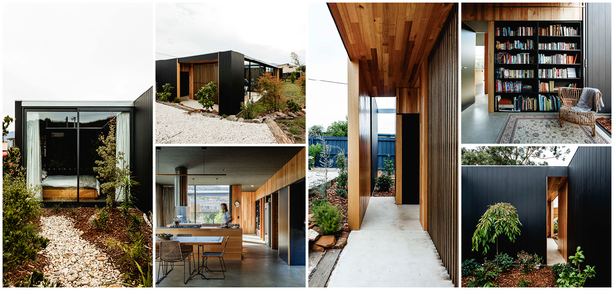 Five Yards House (TAS) by Archier. Photography: Adam Gibson.