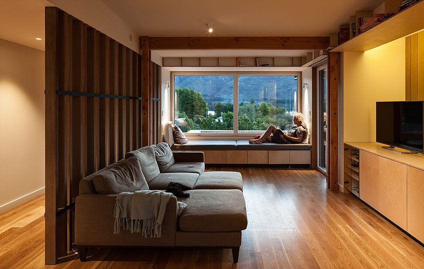 Wanaka House by Rafe McLean Architects
