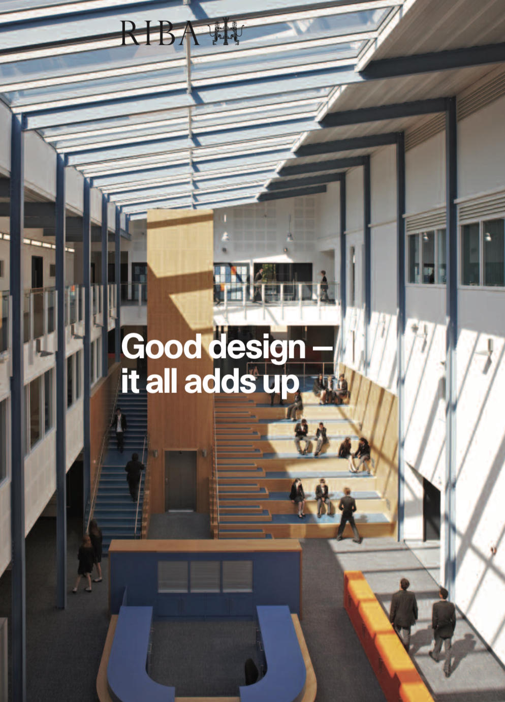 Good design: it all adds up, 2011