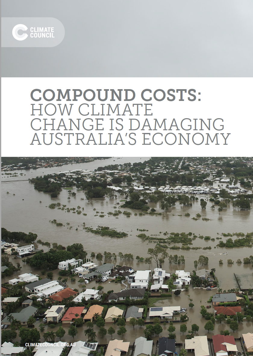 Compound Costs: How Climate Change is Damaging Australia's Economy