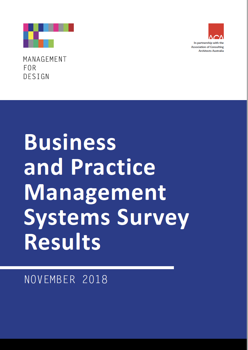 Business and Practice Management Systems Survey Results