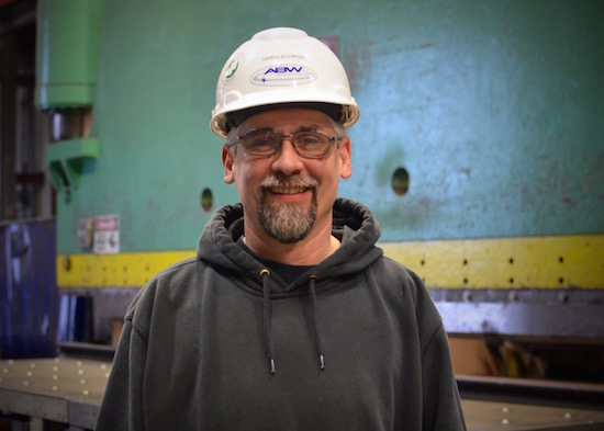 Greg Schrock<br>Supervisor