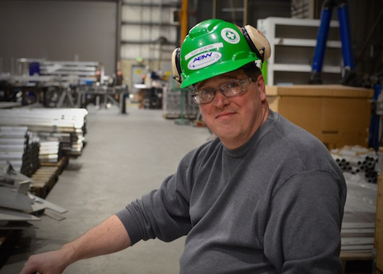 Kurt Gilmore<br>Quality Control Inspector