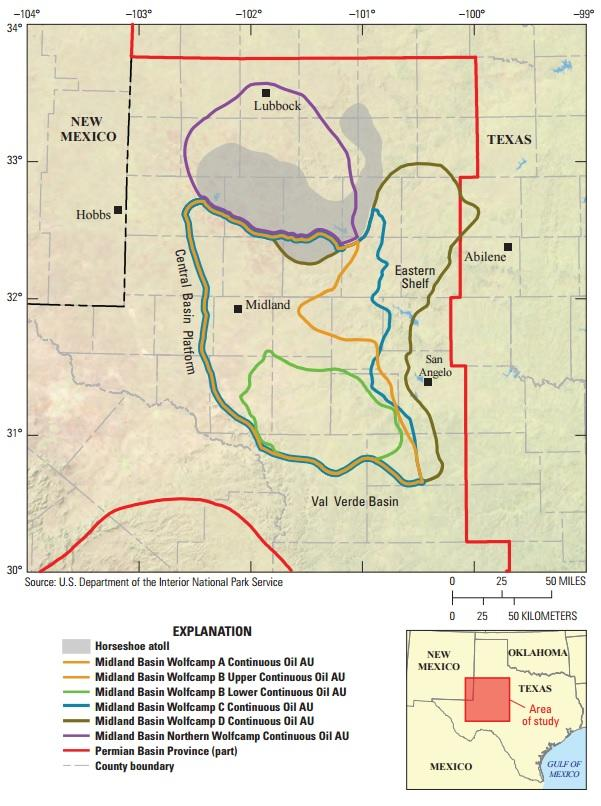 Image via  USGS