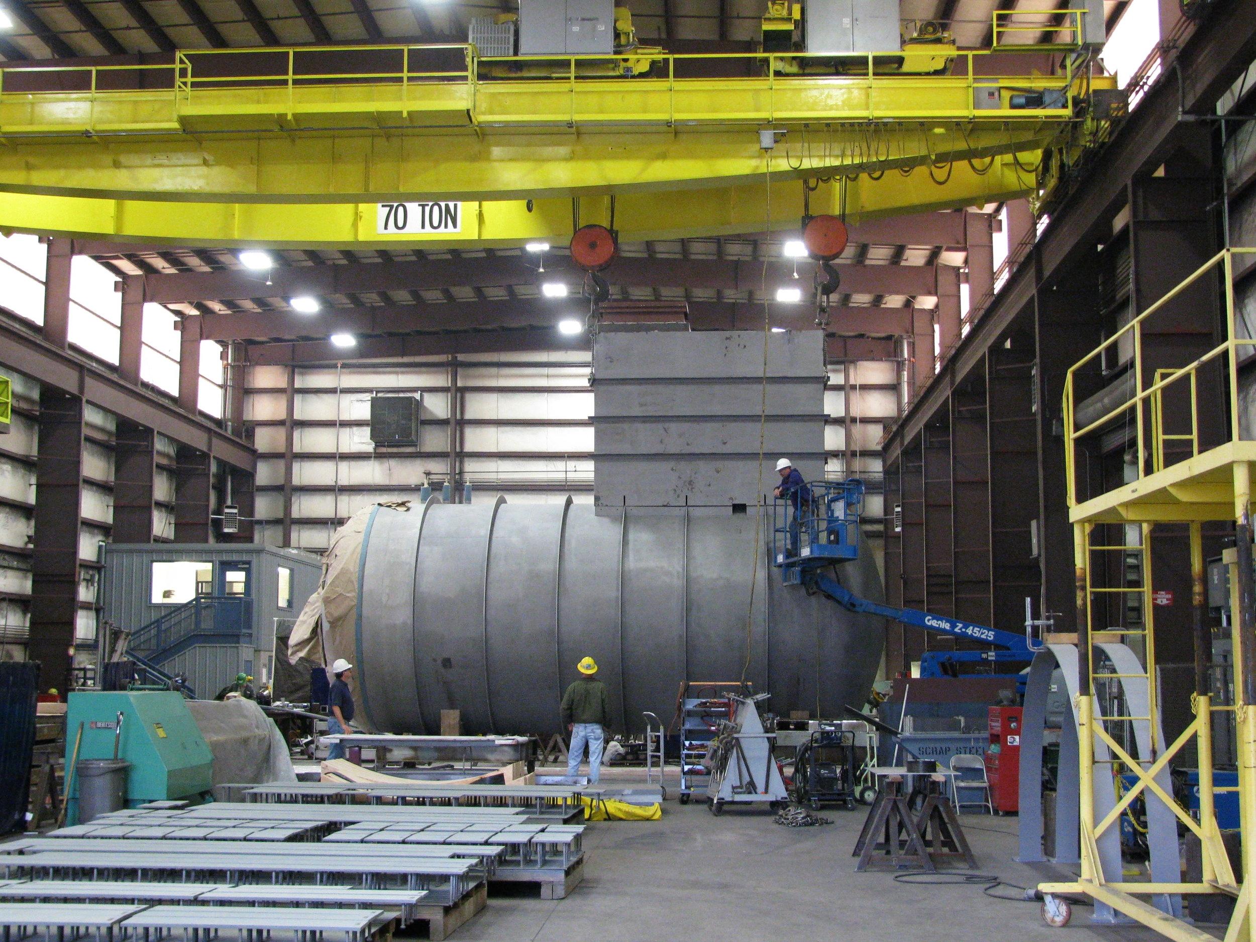 Pressure Vessels & Process Tanks