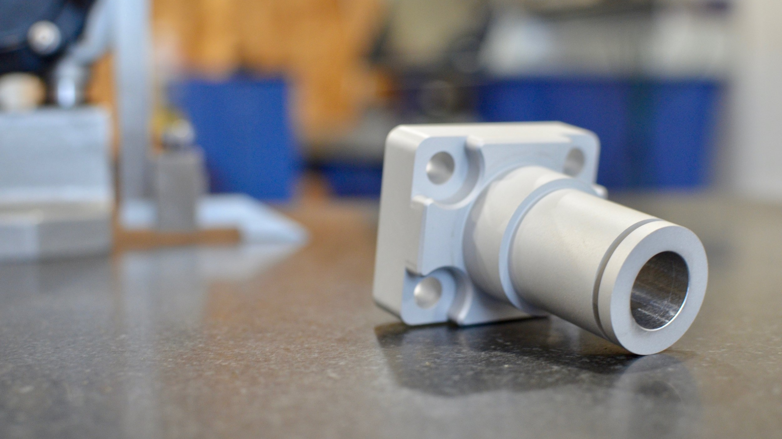 Precision Machining -