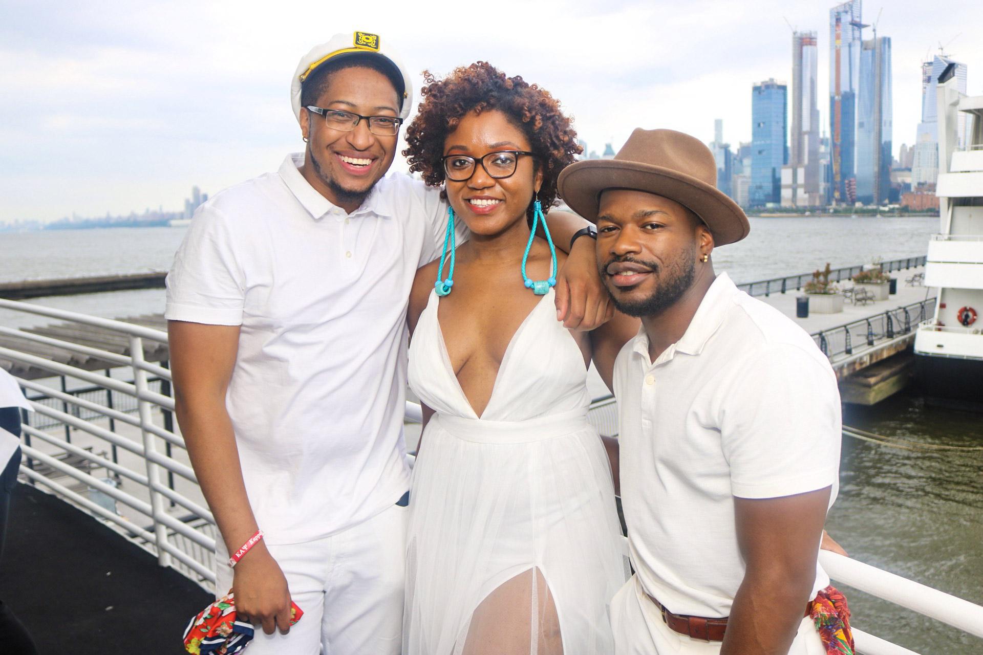 Rock The Boat Brunch August 26,2018 Destiny Cornucopia Hoboken, NJ Photo Credit: Ellifotos