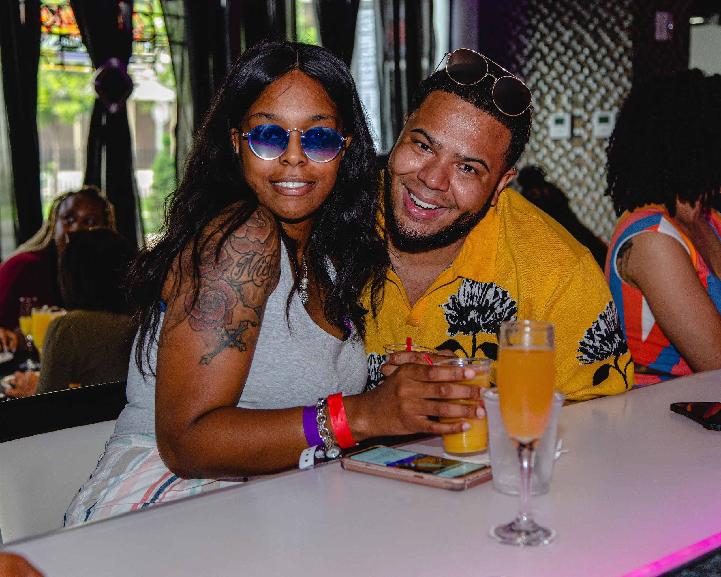 Southern Comfort Brunch May 25,2019 VB3 Restaurant Jersey City, NJ Photo Credit: David S. Coy