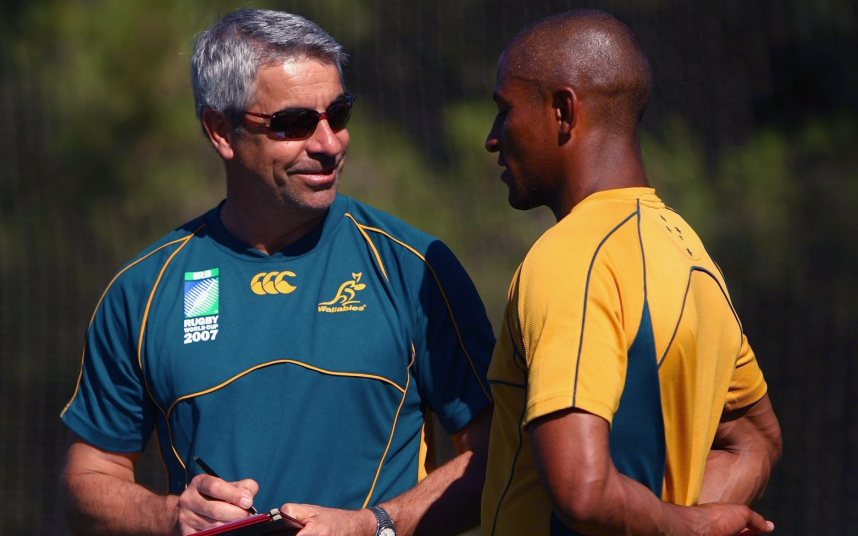 DR MARTIN RAFTERY AND GEORGE GREGAN