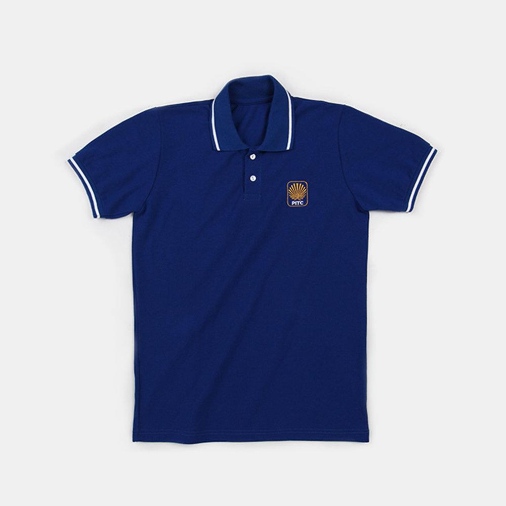 PHILIPPINE INTERNATIONAL TRADING CORP.   Fabric used: Honeycomb  Custom Application: Customized Collars & Cuffs