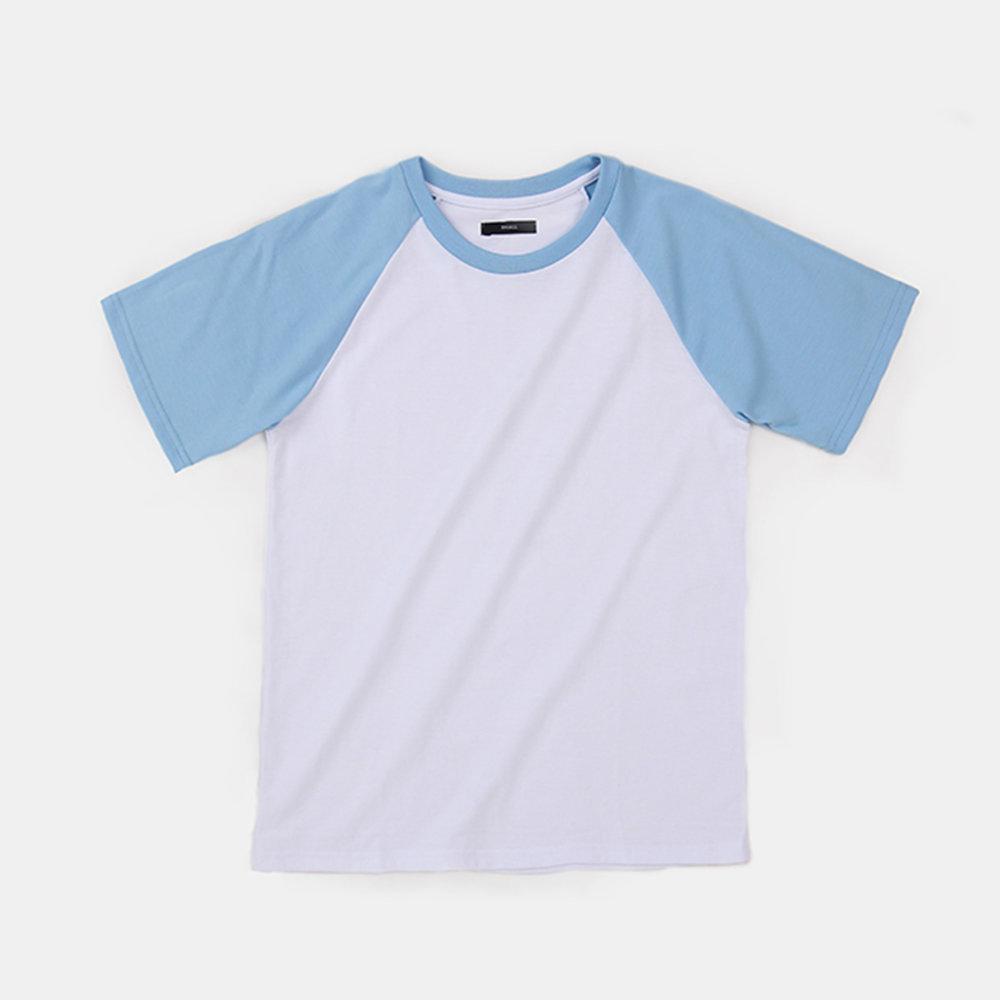Tailored Projects- Custom T-Shirt- Short Sleeve Raglan - Straightforward- 5.jpg
