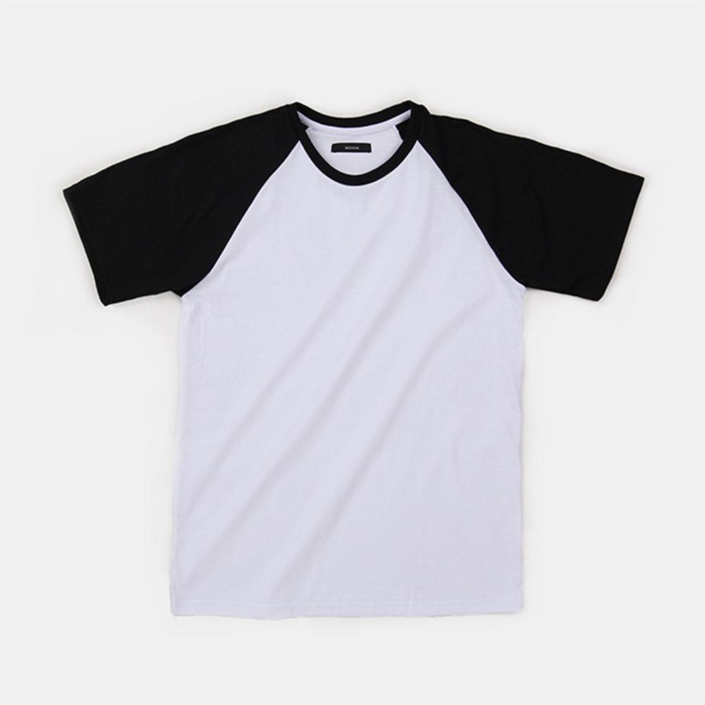 Tailored Projects- Custom T-Shirt- Short Sleeve Raglan - Straightforward- 1.jpg