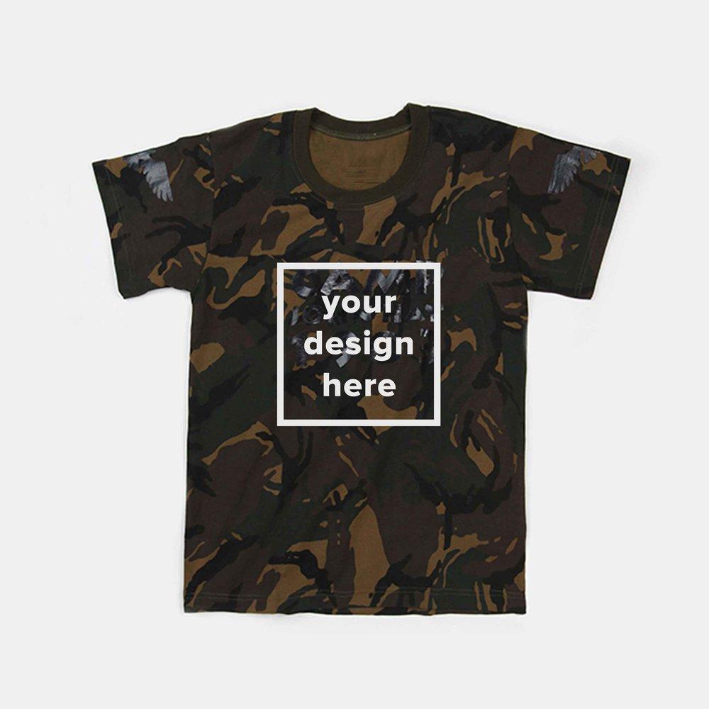 Tailored Projects-Custom Shirt-Crew Neck-Camp John Hay.jpg