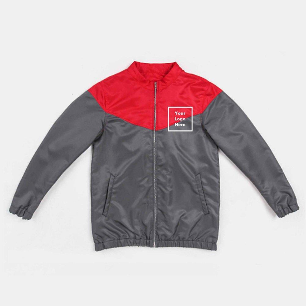 Tailored Projects- Custom Jacket - Straightforward - Two Tone Windbreaker - 4.jpg