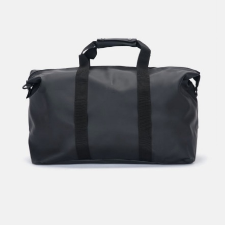 WATERPROOF DUFFEL BAG   Material used: Nylon Fabric  Custom Application: None