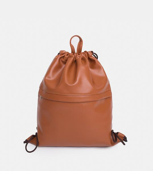 Tailored Projects-Custom Bag-Leather Drawstring-Tan.jpg