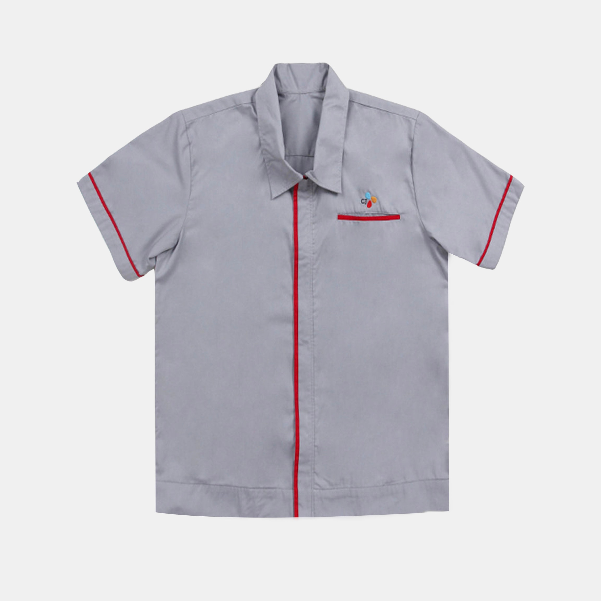 CJ   Fabric used: Lacoste 45  Custom Application: Embroidery