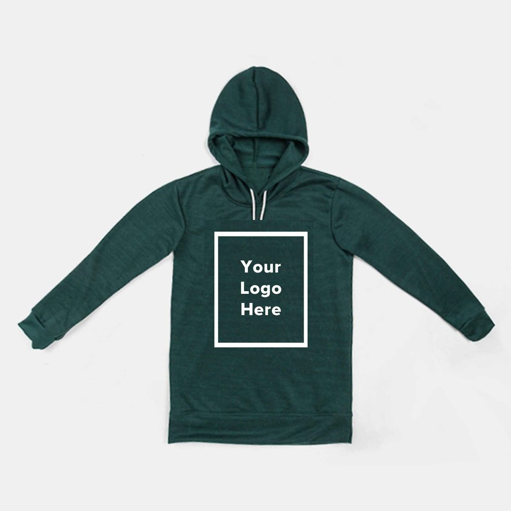 Tailored Projects-Custom Jacket-Cotton Pullover Hoodie-Green.jpg