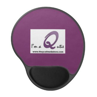 I'm a Qutie – Mousepad by Kadwani