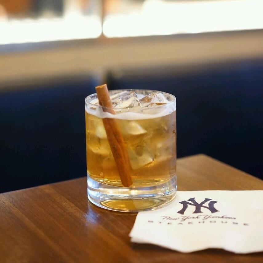 The All-American - Courtesy of New York Yankees Steakhouse.JPG