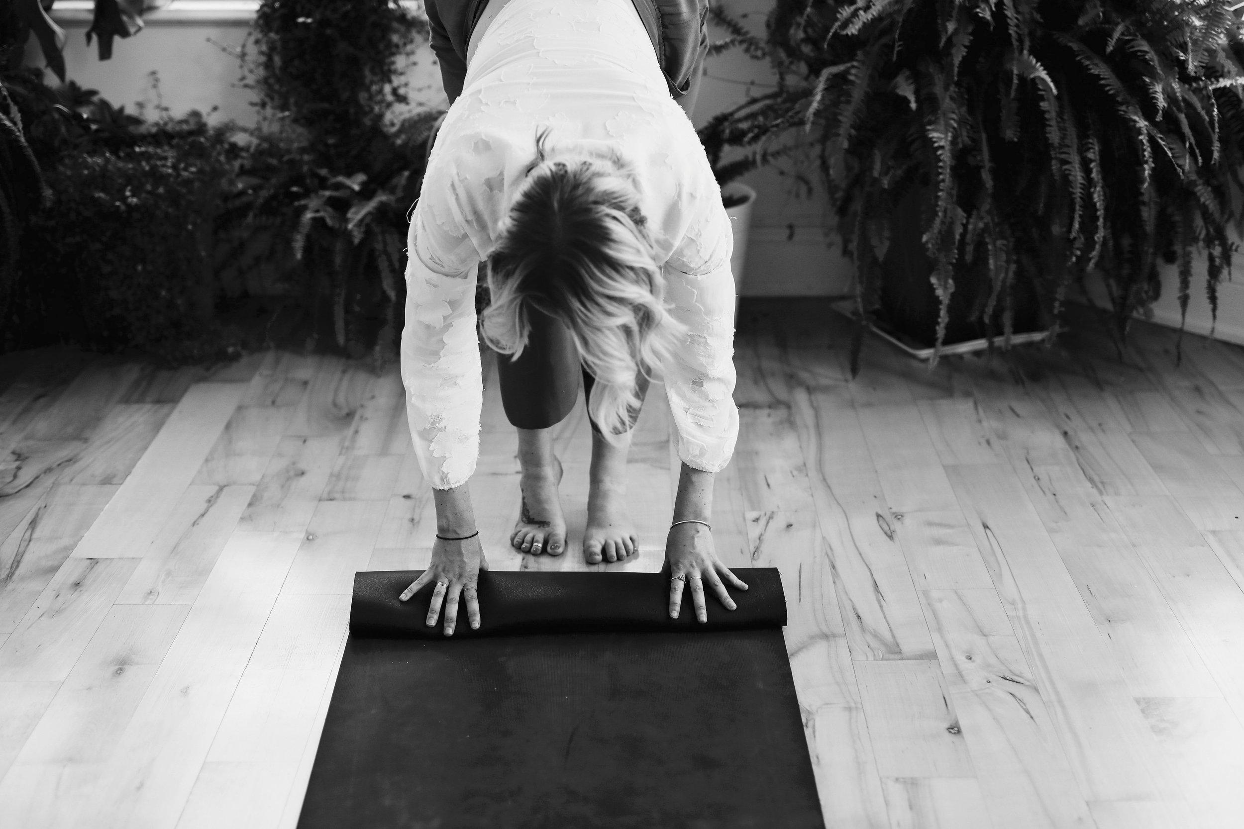 feelosophy restorative yoga
