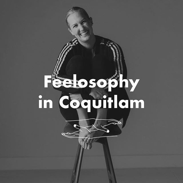 Feels are catching! We're now offering Feelosophy Yoga classes in the tri-cities, courtesy of @ashbluz. To kick things off, join us for Feelosophy Flow at @yogagen in Coquitlam, Sept 7th, 8:30-9:30pm. Link in bio to sign up. 〰 photo: @benowensphotography #allthefeels #feelosophyyoga #yogaandmassage #coquitlam #restorativeyoga #yoga #feelosophy #skinhunger #touch #restorativetouch #thesweatlifeyvr