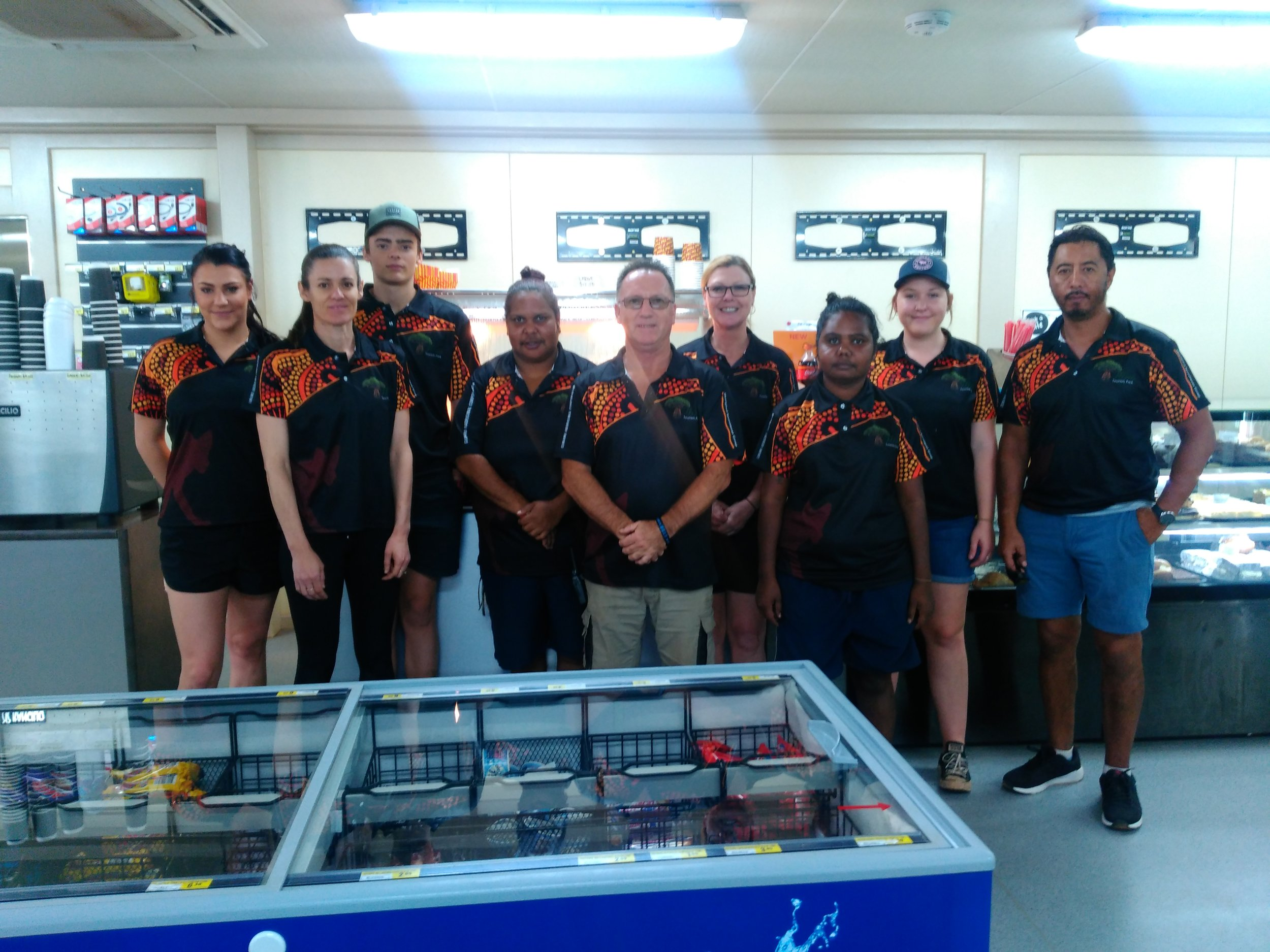 The Friendly Team at Wirib