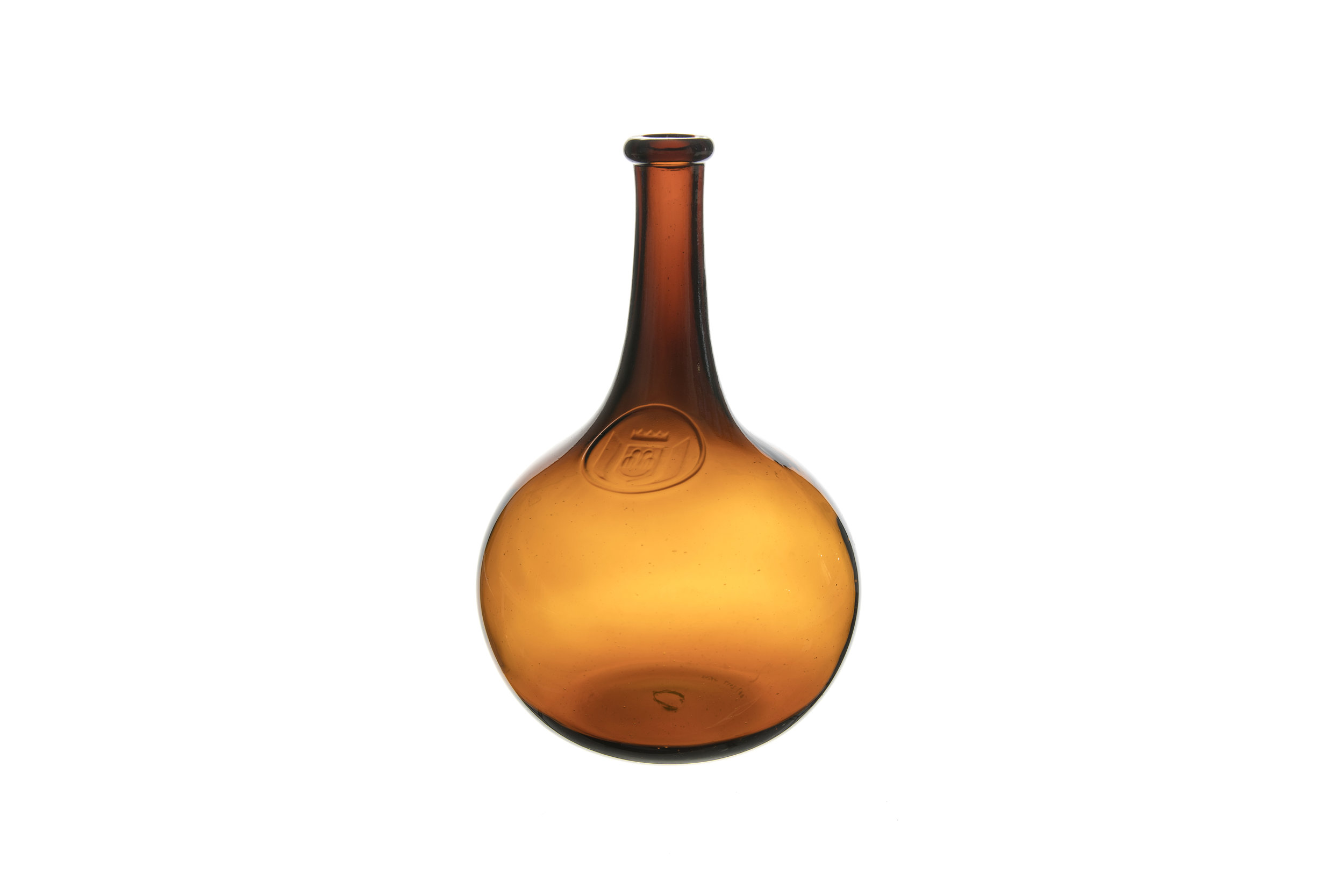 Altered Wine Bottle 001