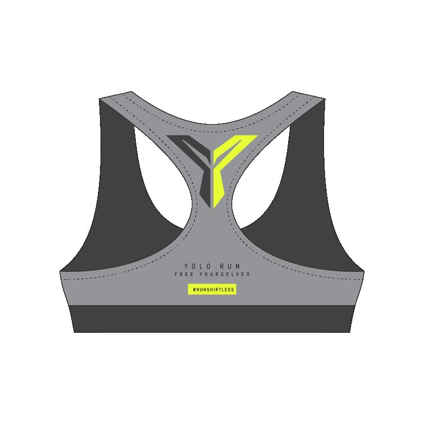 運動胸圍 (背面)