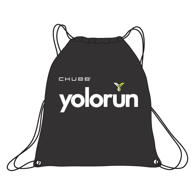 Drawstring Bag (Back)