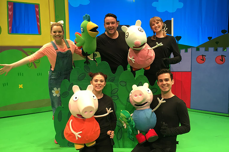 Peppa Pig Live- Big Splash