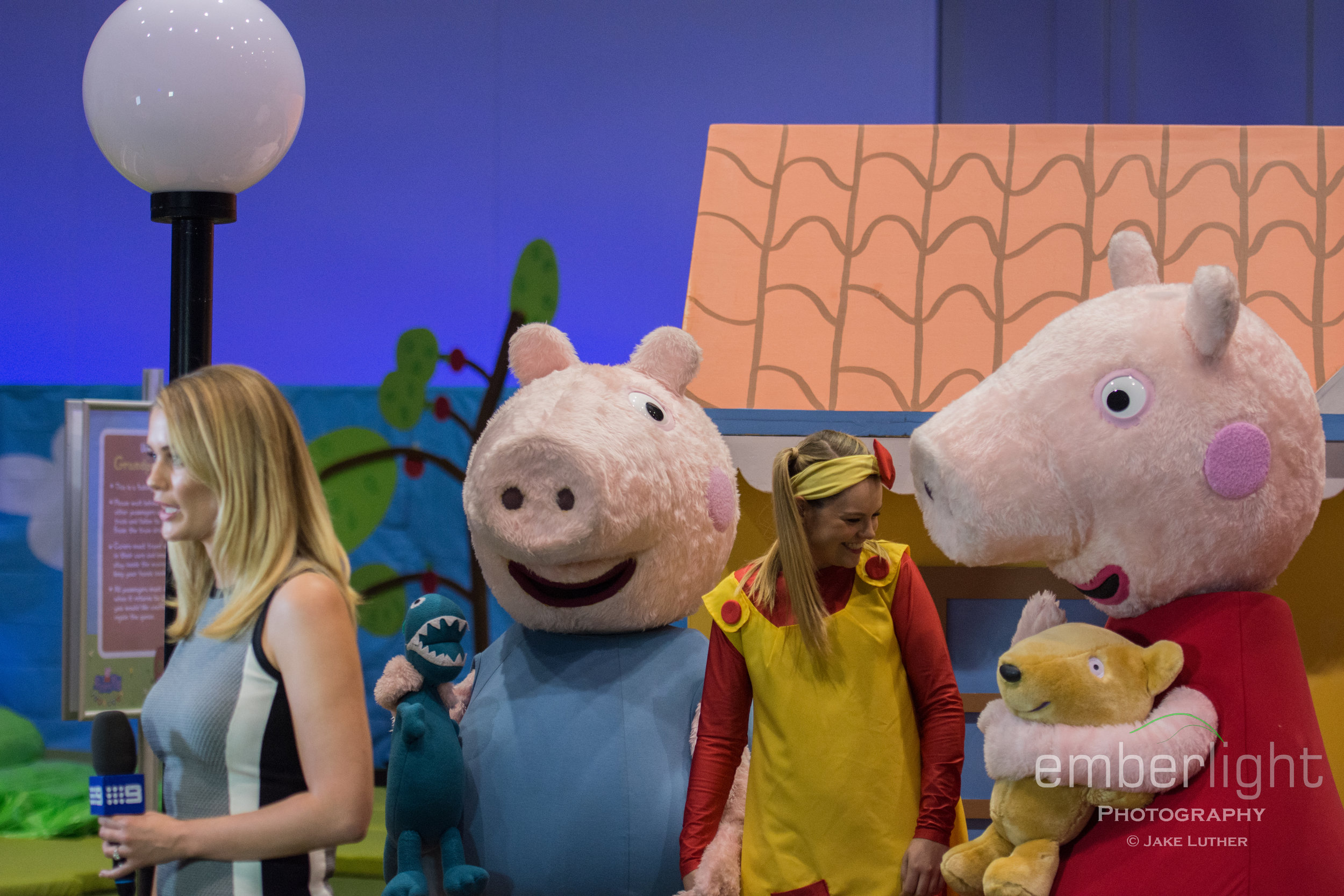 Peppa Pig Playdate-Perth