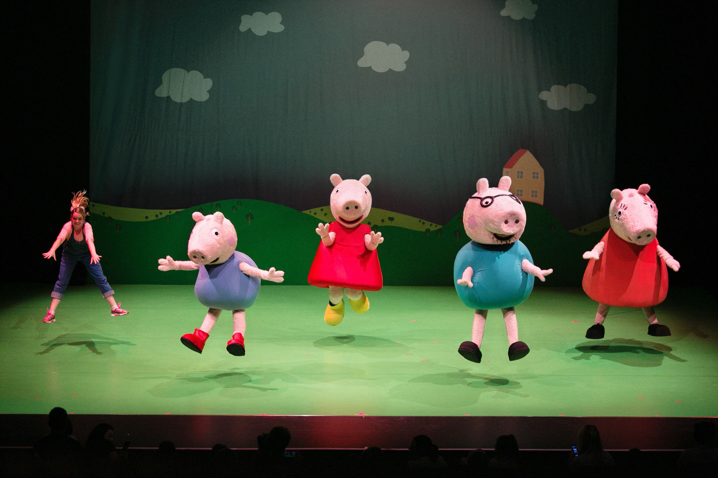 Peppa Pig Live- Muddy Puddles