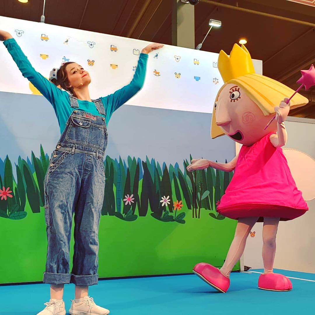 Ben and Holly Live Show- Toddler and Baby Show Melbourne 2019