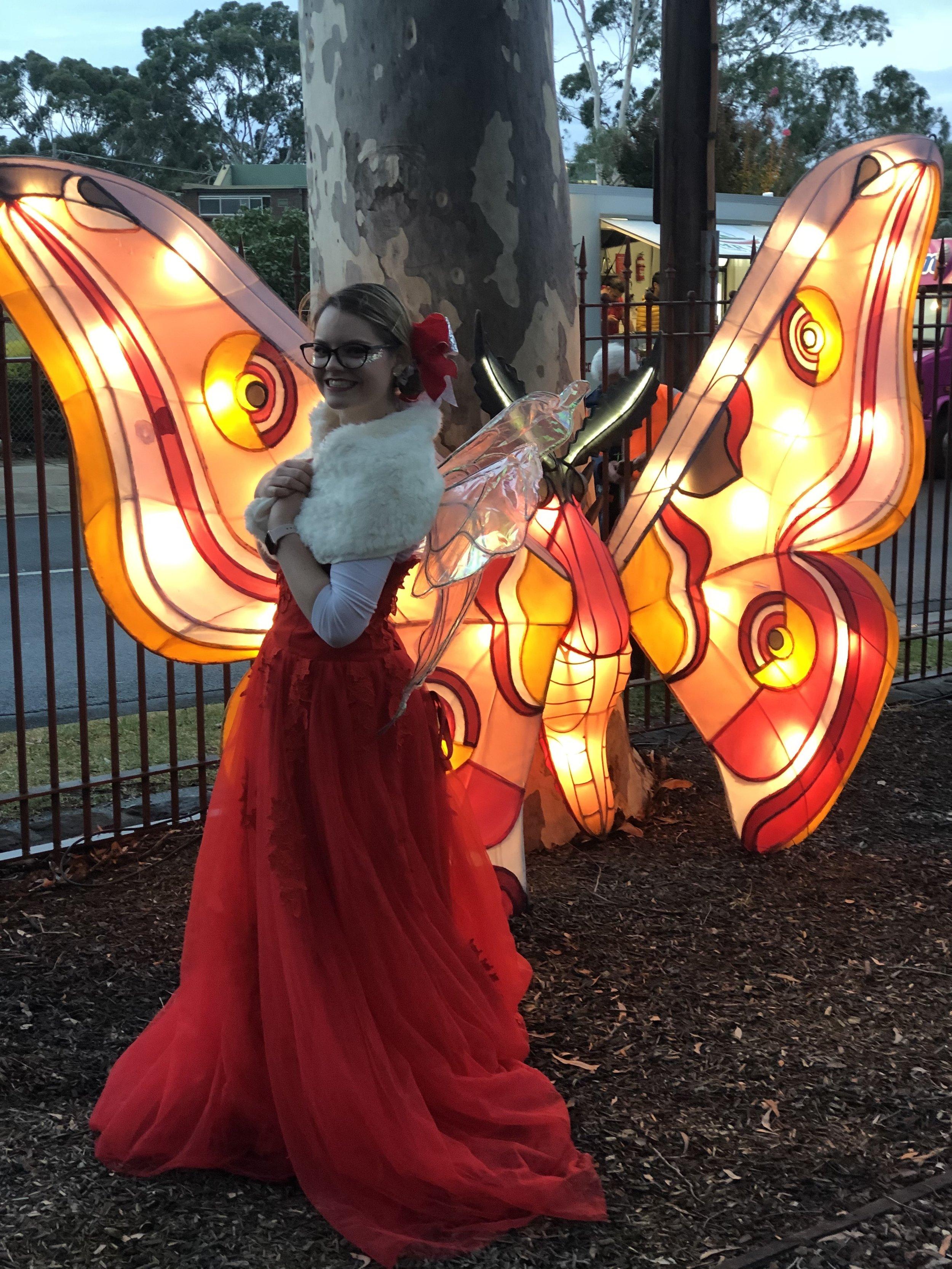 Fairy Sparkle, Clayton Festival 2019