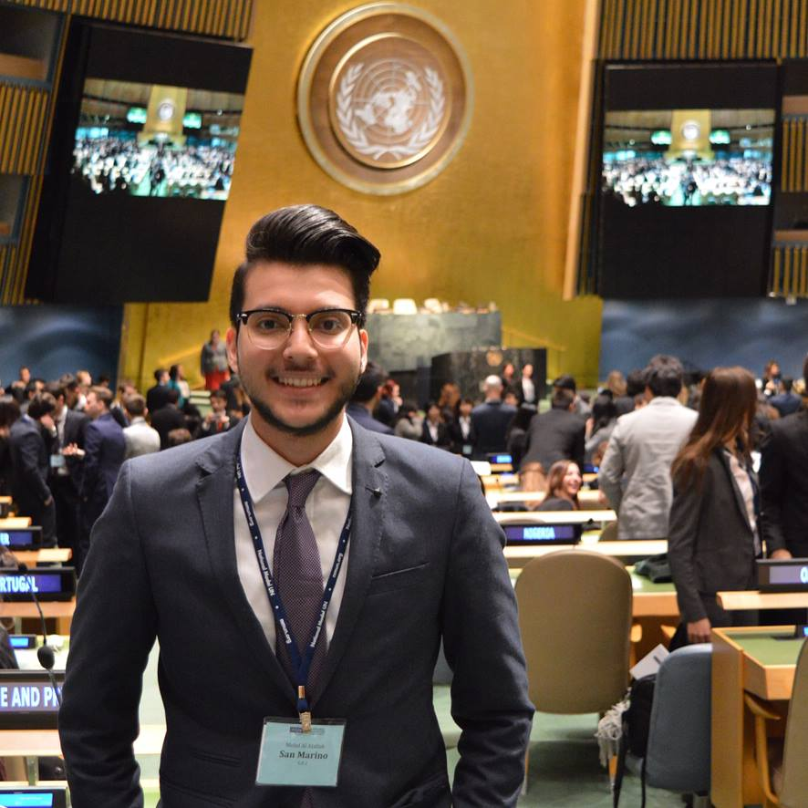 Mohamed Atallah - Head Chair - Mohammad Atallah is a Senior Computer Engineering student at the American University of Sharjah. He has a significant experience in MUN conferences, amongst which he has participated as a Delegate, Chair, Secretariat, and a Board Member as the Director of Human Resources of AUSMUN 2019. His passion for MUN stems from his strong belief in self-development and the importance of diplomacy and professional communication for resolving conflicts and having a constructive dialog with people of opposing views. He believes that mastering such skills would open up limitless opportunities for students in their social and professional lives. He encourages all delegates to make the most out of their experience by conducting a sufficient amount of research and networking with all their fellow delegates and chairs-atal.mohd@gmail.com