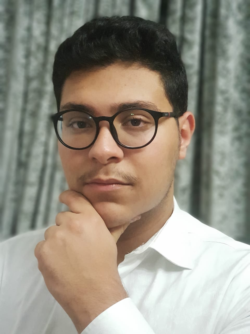 Faris Alwakeel - Co-Chair - Faris started mun in grade 8, 5 years ago. Faris was an anti social embarrassment with no social skills whatsoever. His first conference was a disaster with an infamous line from that conference I said