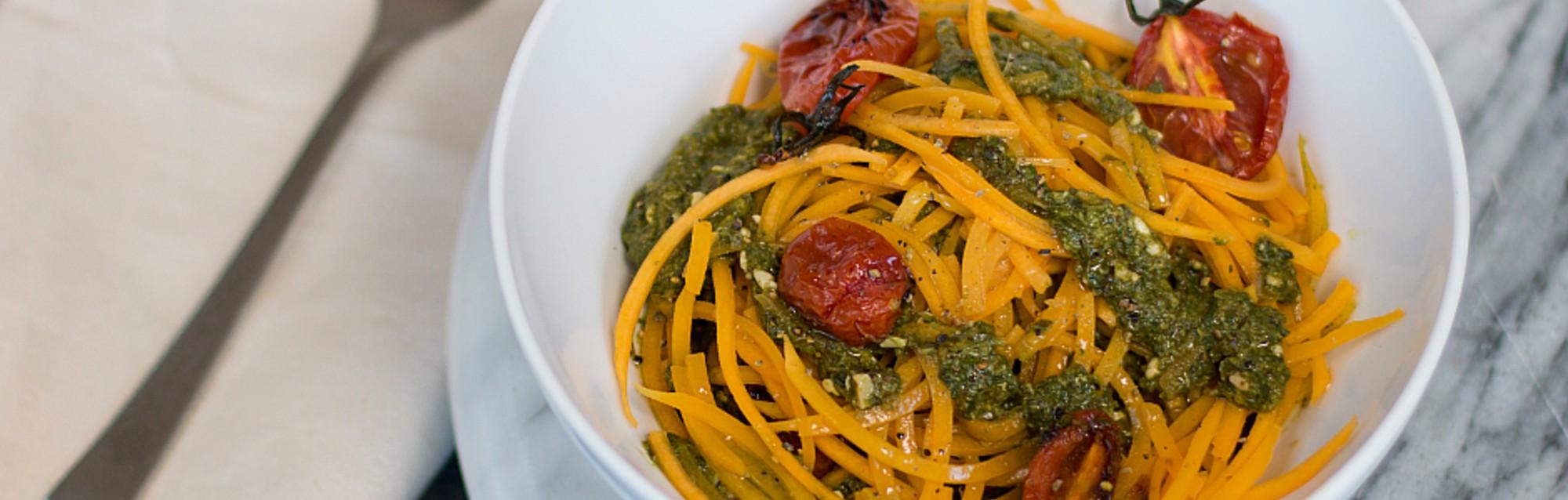 Pure South Press Avocado Oil Pesto Recipe