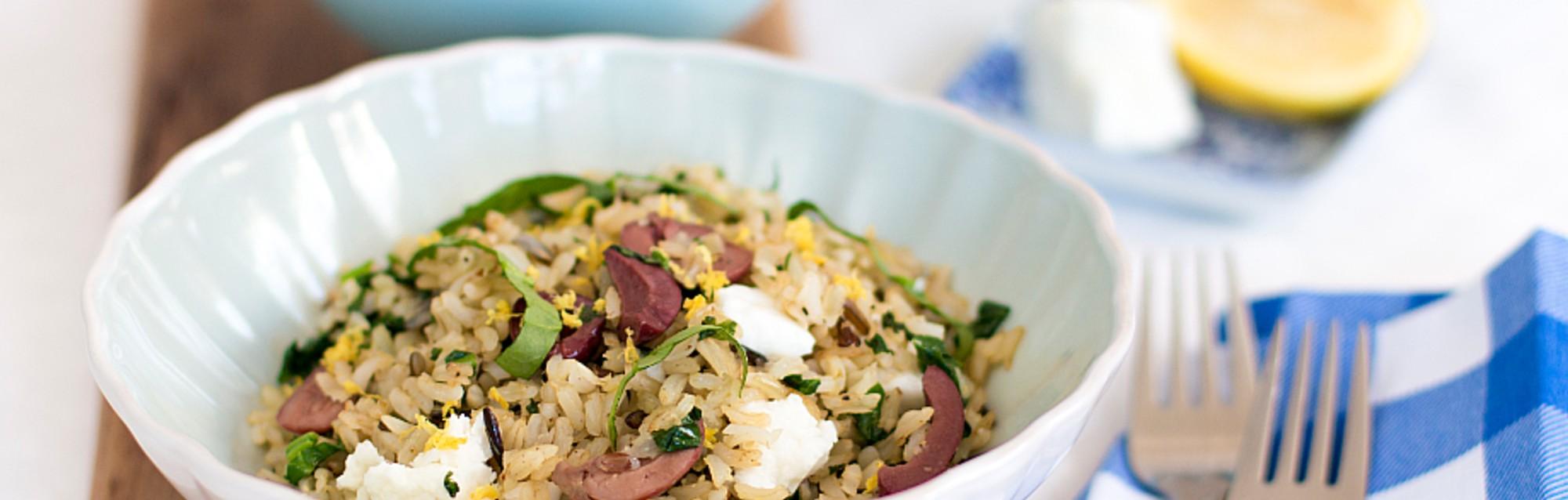 Pure South Press Avocado Oil Rice Recipe