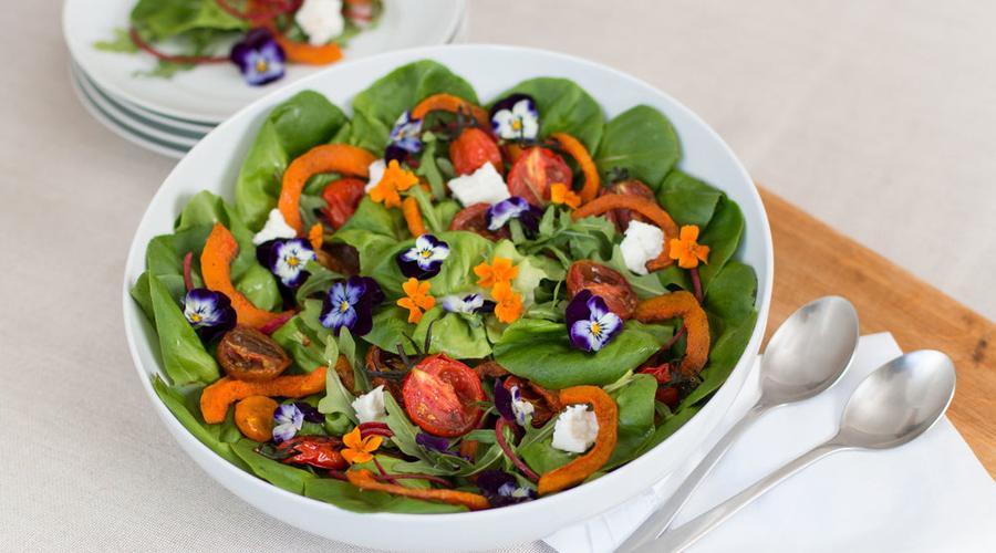 Pure South Press Macadamia Oil Salad