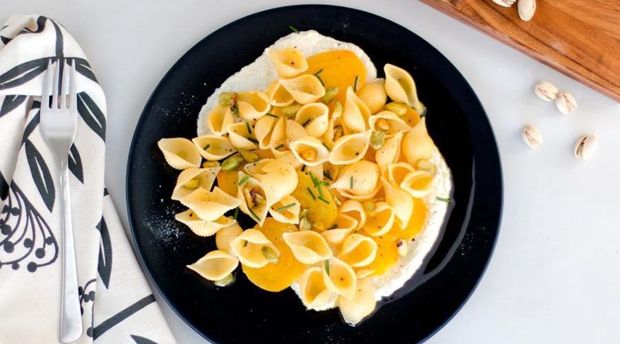 Pure South Press Macadamia Oil Pasta Recipe