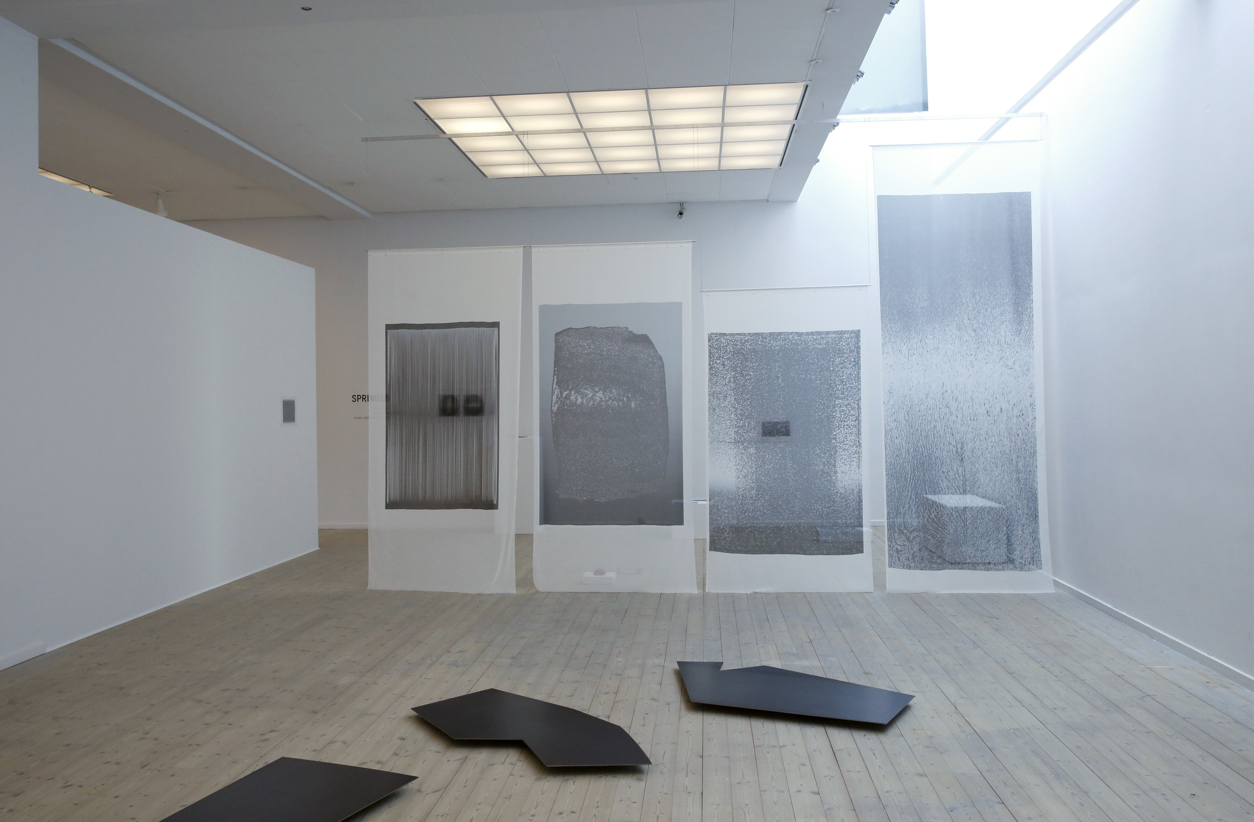 SPRING udstillingsblik foto: Ricarda Bross for Kunsthal Aarhus