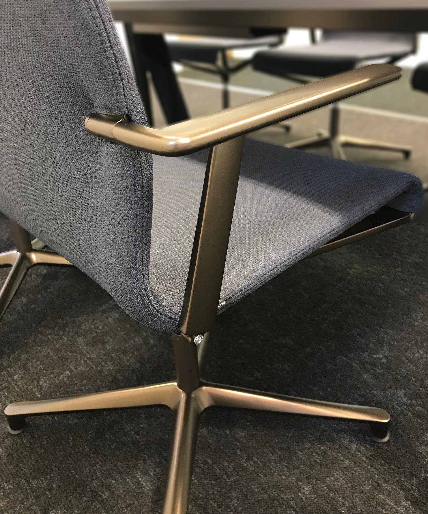 Stick ETK Meeting Chair